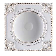 357615 NT18 141 белый/золото Встраиваемый светильник IP20 LED 3000K 12W 85-265V NOVEL