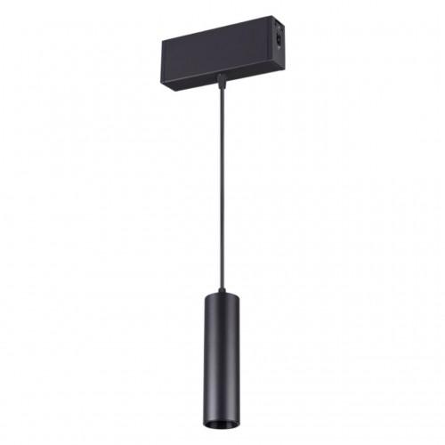 358123 NT19 009 черный Подвесной светильник IP20 LED 4000K 15W 24V RATIO