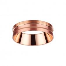 370702 NT19 000 медь Декоративное кольцо для арт. 370681-370693 IP20 UNITE