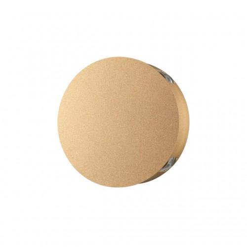 4263/8WL HIGHTECH ODL21 149 золотистый/металл Настенный светильник IP20 LED 8W 315Лм 3000K BEATA