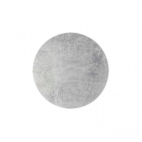 3562/9WL ODL18 169 серебр фольгирование Настенный светильник IP20 LED 3000K 9W 504Лм 220V LUNARIO