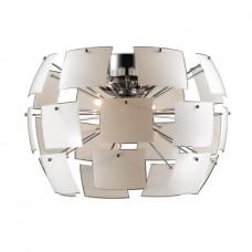 2655/4C ODL14 358 хром/белый Люстра потолочная G9 4*40W 220V VORM