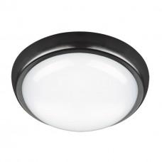 357507 NT18 173 черный Ландшафтный светильник IP54 LED 4000K 24W 220-240V OPAL