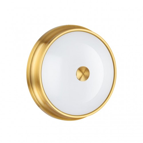 4824/3C WALLI ODL21 509 бронзовый/белый Настенно-потолочный светильник E14 3*40W MARSEI
