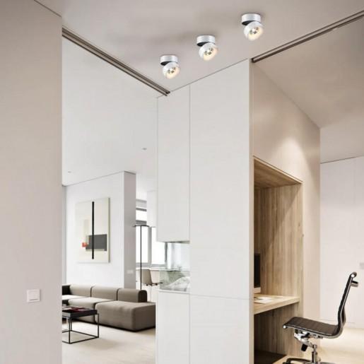 357473 NT18 074 белый Накладной светильник IP20 LED 3000K 25W 100-240V TUBO