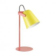3653/1T LN18 271 оранжевый/жёлтый Настольная лампа E14 4W 220V KENNY