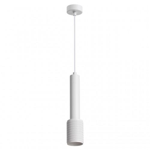 4239/1 HIGHTECH ODL22 белый/металл Подвесной светильник IP20 LED GU10 10W MEHARI