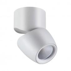 357868 NT18 057 белый Накладной светильник IP20 LED 3000К 25W 220-240V ZEUS