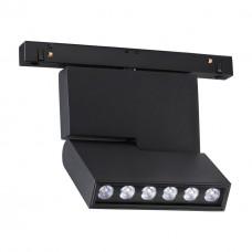358467 SHINO NT20 000 черн Трековый светильник для низков. шинопровода IP20 LED 4000К 12W 48V FLUM
