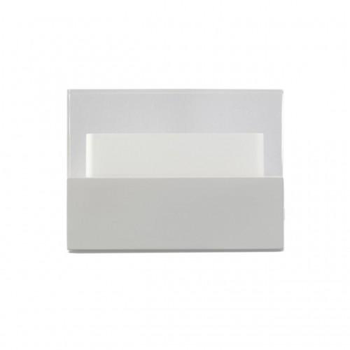 3541/6LW ODL18 белый Настенный светильник IP20 LED 3000K 6W 500Лм 220V STALLITE