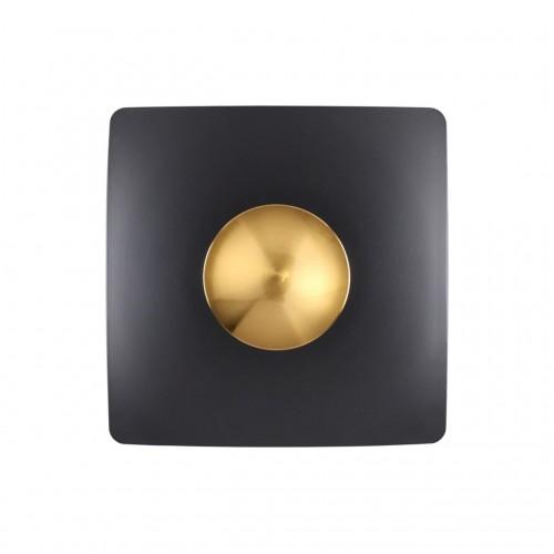 4224/13WL MIDCENT ODL21 131 черн/золот/металл Настенный светильник IP20 LED 13W 1520Лм 3000K ADAMAS