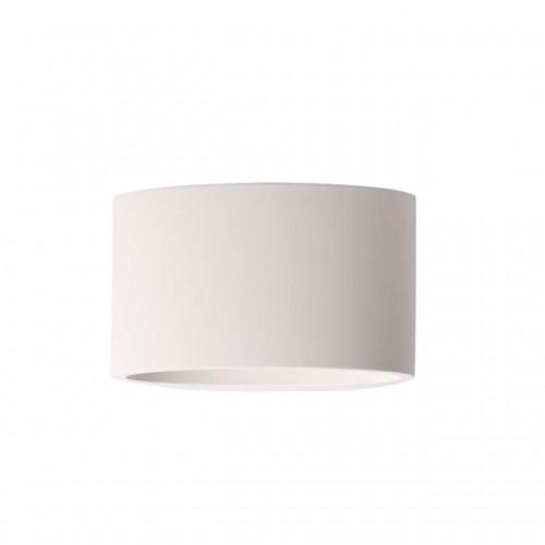 3550/1W ODL18 192 белый гипсовый Настенный светильник IP20 G9 1*40W 220V GIPS