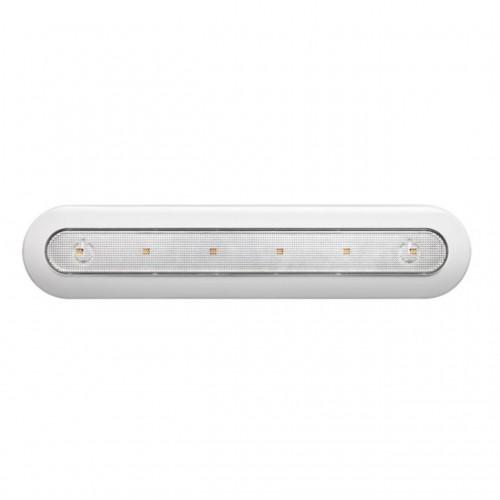 357442 NT18 143 белый Мебельный накладной светильник IP20 LED 4000K 1,25W MADERA