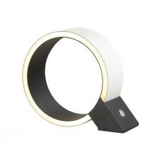 4078/12TL ODL19 54 белый/черный Настольная лампа LED 12W TRAM