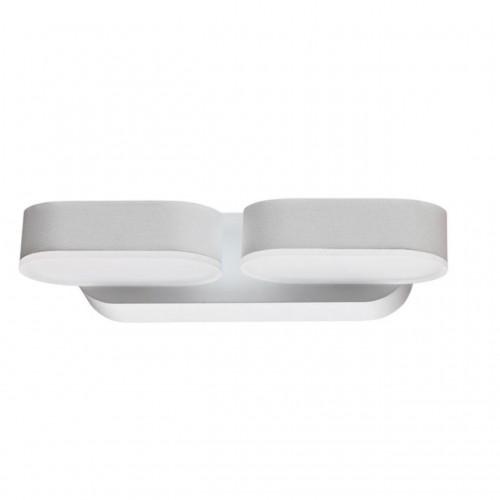 357432 NT18 160 белый Ландшафтный светильник IP54 LED 3000K 12W 220-240V KAIMAS