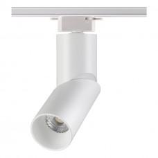 357837 NT18 059 белый Трековый светильник IP33 LED 3000К 10W 110-265V UNION