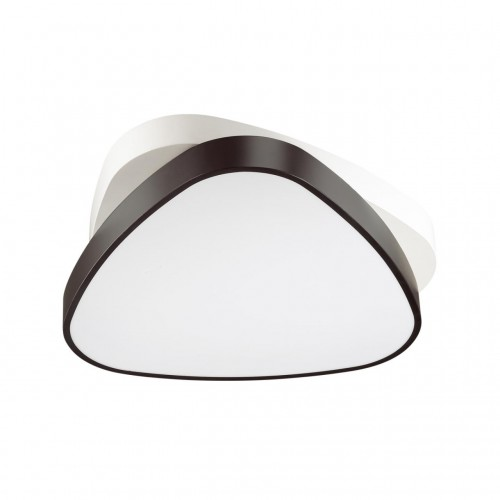 4510/72CL LN20 белый, черный Люстра потолочная с пультом LED 72W 3000-6000K 6120Лм 220V AGATHA