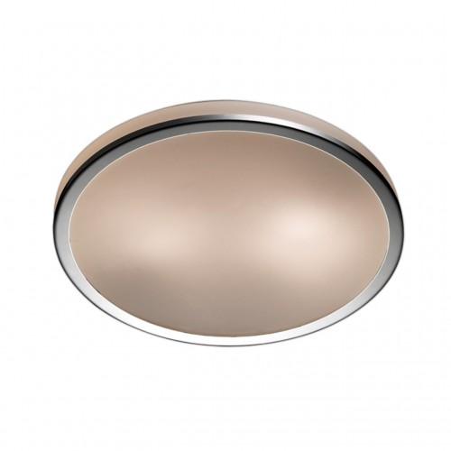 2177/2C ODL11 662 хром Потолочный светильник IP44 E27 2*60W 220V YUN