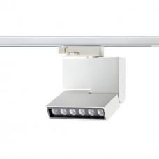 357539 NT18 060 белый Трековый светильник IP20 LED 3000K 6W 110-240V EOS