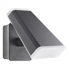 357828 NT18 154 темно-серый Ландшафтный настенный светильник LED 3000К 12W 220-240V KAIMAS