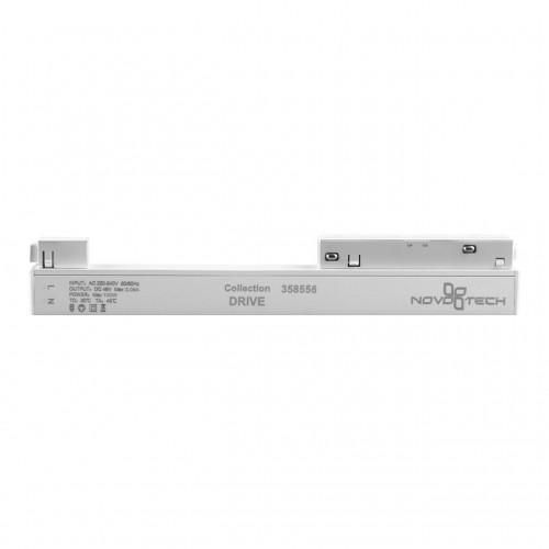 358556 DRIVE NT21 000 белый Драйвер IP20 100W 48V FLUM