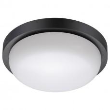 358017 NT19 173 черный Ландшафтный светильник IP65 LED 4000К 18W 220V OPAL