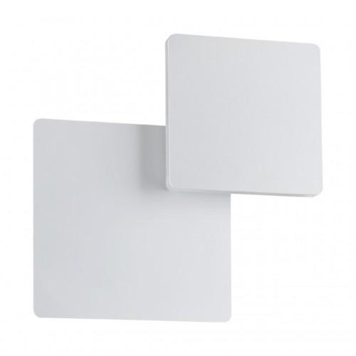 357858 NT18 063 белый Накладной светильник IP20 LED 3000К 6W 110-240V SMENA