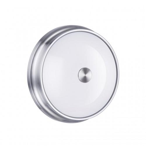 4825/3C WALLI ODL21 509 никель/белый Настенно-потолочный светильник E14 3*40W MARSEI