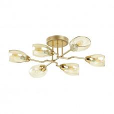 4536/6C MODERNI LN21 178 золото, матовое золото Люстра потолочная E14 6*40W 220V LACIE