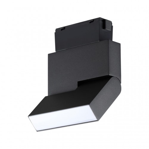 358534 SHINO NT21 000 черный Трековый светильник для низковольного шинопровода IP20 LED 4000K 10W 48V KIT