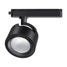 358433 PORT NT20 000 черный Однофазный трековый светильник IP20 LED 4000K 20W 220-240V PIRUM