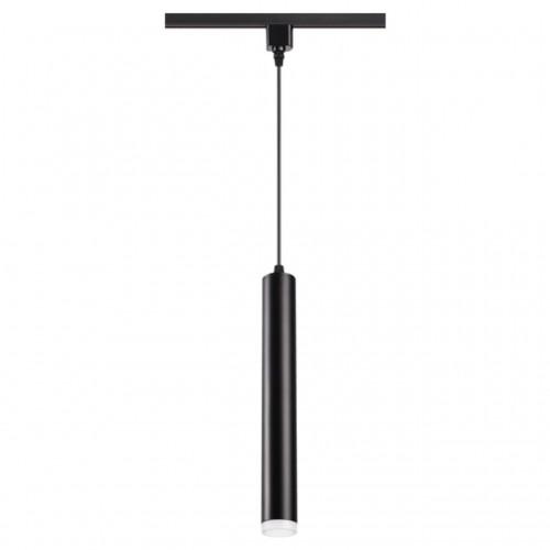 357891 NT19 069 черный Трековый светильник IP20 LED 3000K 10W 160-265V MODO
