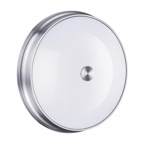 4825/4C WALLI ODL21 509 никель/белый Настенно-потолочный светильник E14 4*40W MARSEI