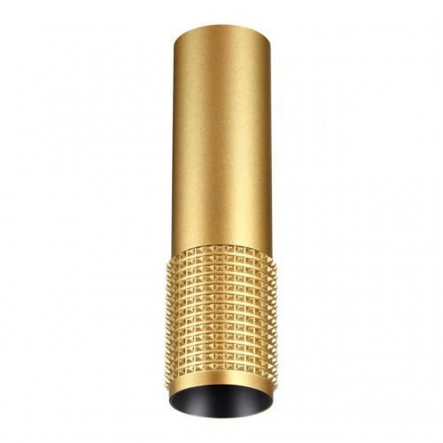 370759 OVER NT21 000 золото Светильник накладной IP20 GU10 50W 220V MAIS