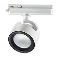 358434 PORT NT20 000 белый Однофазный трековый светильник IP20 LED 4000K 30W 220-240V PIRUM