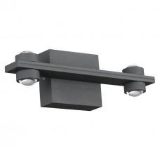 358571 STREET NT21 000 темно-серый Ландшафтный настенный светильник IP54 LED 4000K 8W 85-265V CALLE