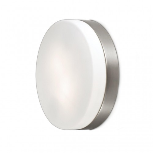 2405/2C ODL13 663 никель Н/п светильник IP44 E14 2*40W 220V PRESTO