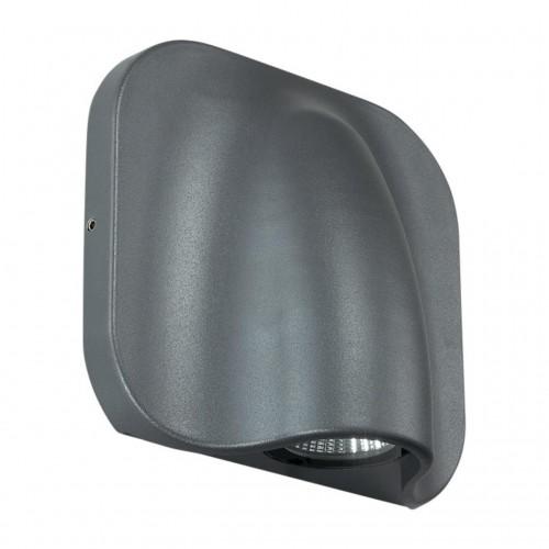 357414 NT17 159 темно-серый Ландшафтный светильник IP54 LED 3000K 3W 220-240V KAIMAS