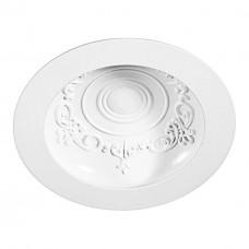 357358 NT17 141 белый Встраиваемый светильник IP20 LED 3000К 9W 85-265V GESSO