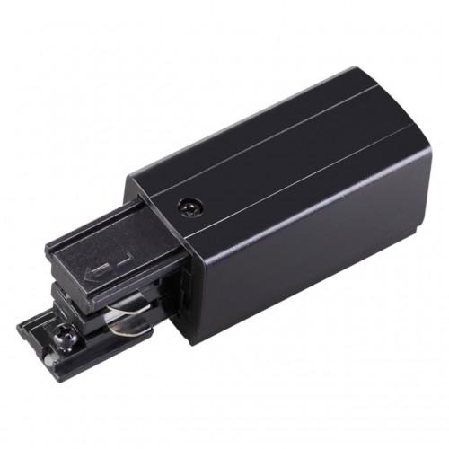 135049 NT19 012 черный Соединитель-токопровод-правый для трехфазного шинопровода IP20 220V