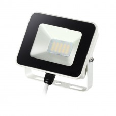 357530 NT18 177 белый Ландшафтный прожектор с датчиком движения IP65 LED 4000K 10W 220-240V ARMIN