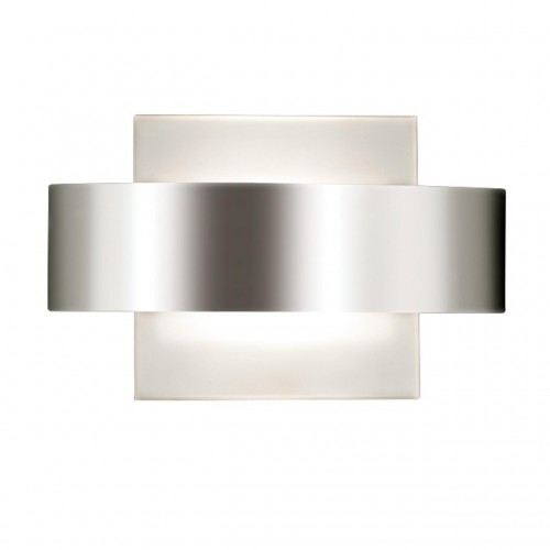 2733/1W ODL15 628 хром/стекло Настенный светильник R7s 78mm 100W 220V GUFI