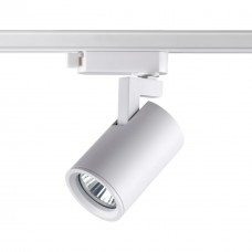 370646 NT19 000 белый Светильник однофазный трековый IP20 GU10 50W 220V GUSTO