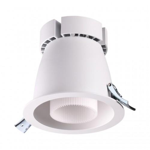 358201 NT19 092 белый Встраиваемый светильник IP20 LED 4000K 45W 220В VARPAS