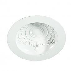357490 NT18 141 белый Встраиваемый светильник IP20 LED 3000K 15W 85-265V GESSO