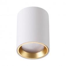 4206/1C ODL20 188 белый/металл Потолочный светильник GU10 50W AQUANA IP54