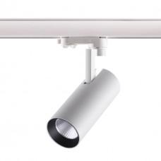 358255 NT19 018 белый Трехфазный трековый светодиодный светильник IP20 LED 20W 220-240V HELIX