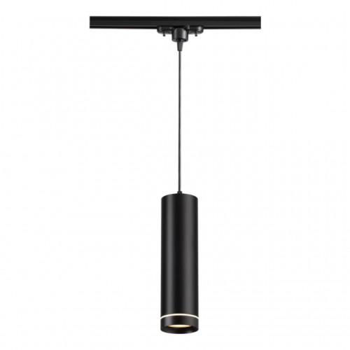 357693 NT18 071 черный Трековый светильник IP20 LED 3000K 12W 160-265V ARUM