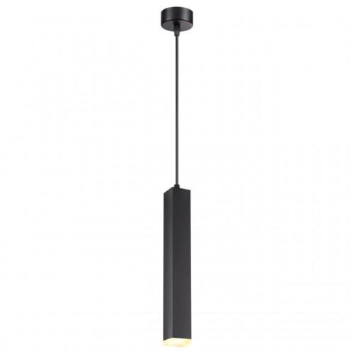 358128 NT19 069 черный Накладной светильник, длина провода 1м IP20 LED 3000K 12W 160 - 265V MODO