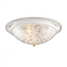 2670/3C ODL14 596 белый с зол.декором/бел Потолочн светильник E27 3*60W 220V CORBEA
